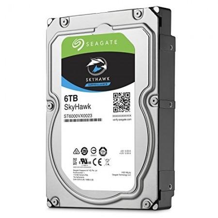 Slika HDD 6TB SEAGATE SkyHawk Surveillance ST6000VX0023, 256MB, SATA 3
