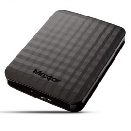 "Slika HDD External 2TB SEAGATE MAXTOR M3 Portable, STSHX-M201TCBM, USB 3.0, 2.5"", black"