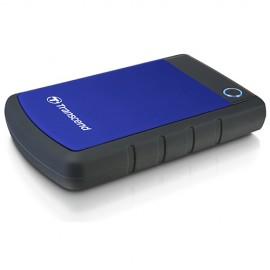 "Slika HDD External 2TB TRANSCEND, TS2TSJ25H3B, USB 3.0, 284g, 2.5"""