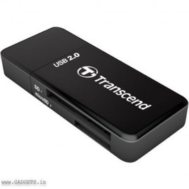 Slika Transcend RDP5, USB 2.0 Card Reader