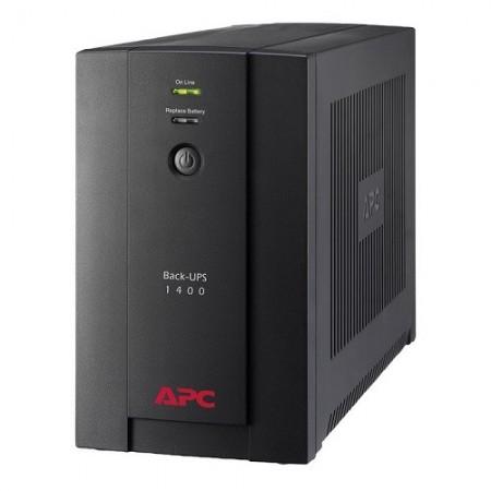 Slika UPS APC BX1400UI, Back UPS, 1400VA/700W, black