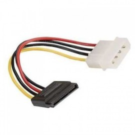 Slika Kabl Roline 15-pin to 4-pin Molex to SATA Power adapter 15cm