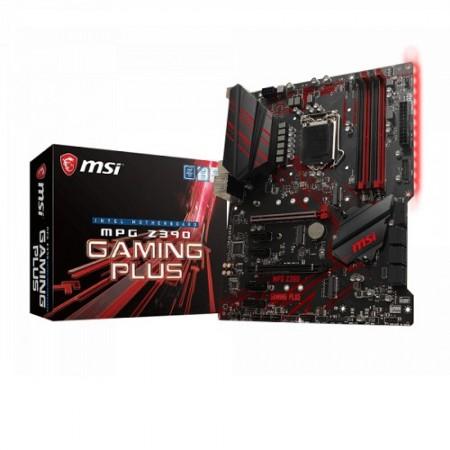 Slika MB MSI Z390 GAMING PLUS, Intel® Z390, 4 x DDR4, s.1151