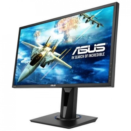 """Slika Monitor 24"""" ASUS VG245HE, Gaming LED, 16:9, FHD, 1 ms, 75Hz, D-SUB, 2x HDMI, zvučnici"""