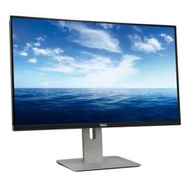 "Slika Monitor 27"" DELL U2715H, UltraSharp IPS LED, 16:9, QHD 2560 x 1440, 2xHDMI, DP, DP mini, 4x USB 3.0, black"