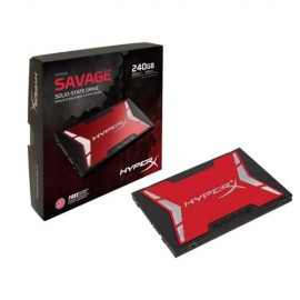 Slika SSD 240GB KINGSTON HyperX SAVAGE SHSS37A/240G, SATA 3  560/530 MB/s