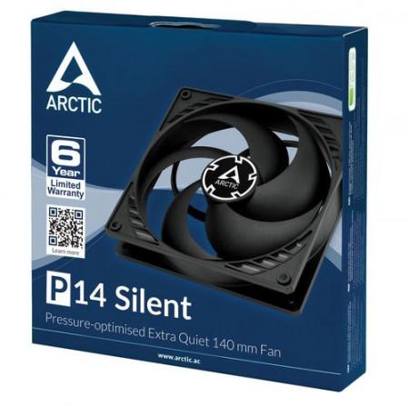 Ventilator za kućište Arctic P14 Silent, 14cm, ACFAN00139A