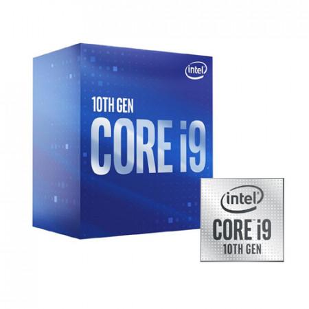 Slika CPU INTEL Core i9-10900, 10C/20T, 2.8GHz (5.2GHz), 20MB, 65W, LGA 1200, BOX