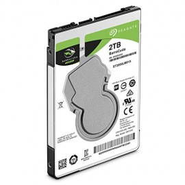 """HDD 2TB SEAGATE BarraCuda25 Guardian, ST2000LM015, 2.5"""", 7 mm, 5400 rpm, 128MB, SATA 3"""