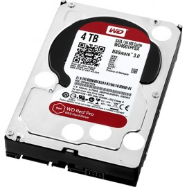 Slika HDD 4TB WESTERN DIGITAL Red Pro, WD4002FFWX, NAS, 7200 rpm, 64MB, SATA 3