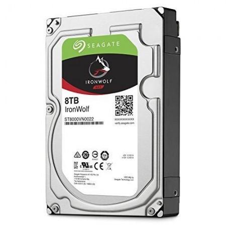Slika HDD 8 TB SEAGATE IronWolf NAS ST8000VN0022, 256MB, SATA 3