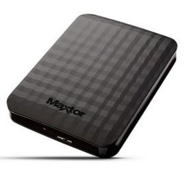 """Slika HDD External 500GB SEAGATE MAXTOR M3 Portable, HX-M500TCB/GM, USB 3.0, 2.5"""", black"""