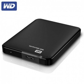 Slika HDD External 750GB WESTERN DIGITAL Elements Portable, WDBUZG75000ABK-EESN, USB 3.0, 8 MB, 5.400 rpm, 2.5""