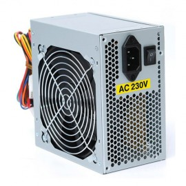 Slika Napajanje IG-MAX 500W, 12cm Fan, 20+4 pin, 4 pin 12V, 1x Molex, 3x SATA, Floppy