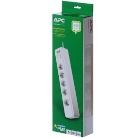 Slika SURGE ARREST APC PM5-GR, 5 uticnica, duzina kabla 1.8m