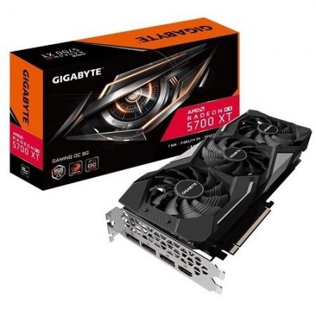Slika VGA GIGABYTE AMD Radeon RX 5700XT, GV-R57XTGAMING OC-8GD, 8GB DDR6, 256-bit