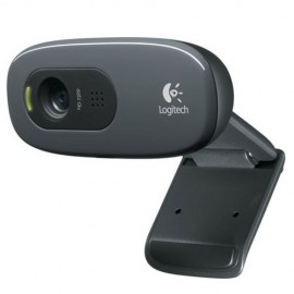 Slika Web Camera Logitech C270, 1.3 Mpixel , HD ready video, Built-in microphone, USB 2.0, Black