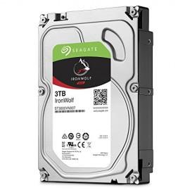 Slika HDD 3TB SEAGATE IronWolf ST3000VN007, 64MB, 5900 RPM, SATA 3