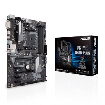 Slika MB ASUS PRIME B450-PLUS, AM4, AMD B450, 4 x DIMM