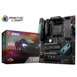 Slika MB MSI X370 GAMING PRO CARBON, AMD X370, AM4