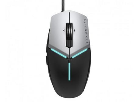 Slika Miš DELL AW959, Alienware Elite Gaming Mouse, 12000 dpi, Pixart sensor, RGB