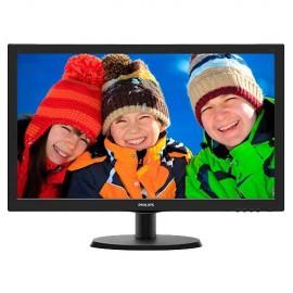 "Slika Monitor 21.5"" PHILIPS 223V5LSB2/10, LED, 16:9, FHD, D-sub"