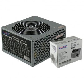 Slika Napajanje LC Power 500W LC500H-12, PFC active, 12 cm fan