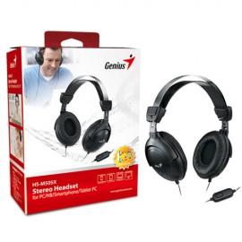 Slika Slušalice sa mikrofonom Genius HS-M505X, dužina kabla 2m