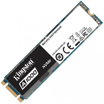Slika SSD 240GB KINGSTON SA1000M8/240G, 1500/800 MB/s, PCIe NVMe M.2 2280