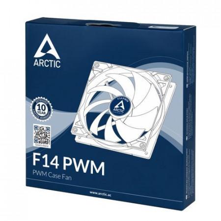 Slika Ventilator za kućište Arctic F14 PWM, 14cm, 4 pin, ACFAN00078A