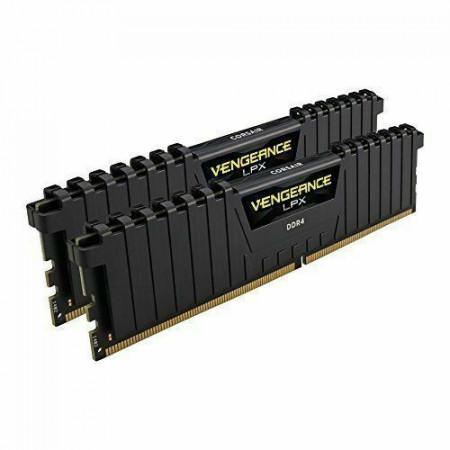 Slika 16GB (2x8GB) DDR4/3600 CORSAIR Vengeance LPX Black, CMK16GX4M2D3600C18