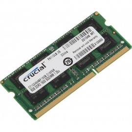 Slika 8 GB DDR3/1600 SO-DIMM, CRUCIAL CT102464BF160B, 1.35V, CL11