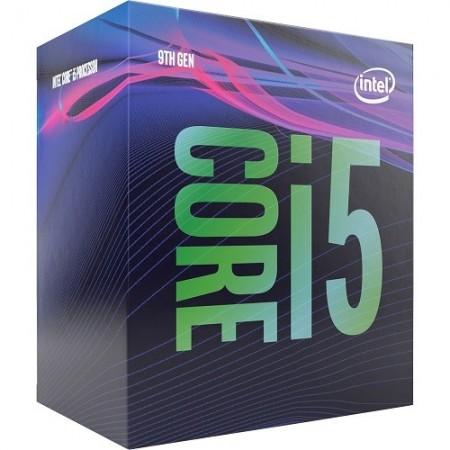 Slika CPU INTEL Core i5-9400, 6 cores, 2.90 GHz (4.1 Ghz), 9MB, 65W, Intel® HD Graphics 630, LGA 1151, BOX