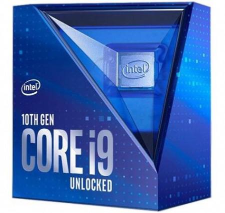 Slika CPU INTEL Core i9-10850K, 10C/20T, 3.6GHz (5.2GHz), 20MB, 125W, LGA 1200, BOX