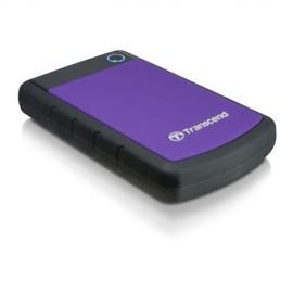 "Slika HDD External 1TB TRANSCEND, TS1TSJ25H3P, USB 3.0, 8 MB, 5.400 rpm, 2.5"""