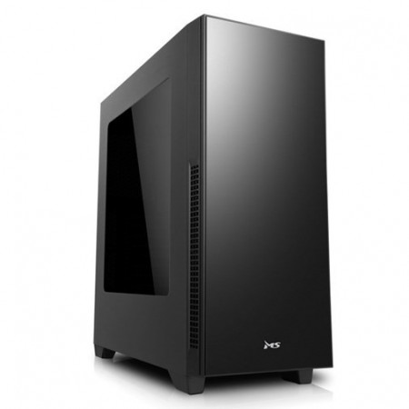Slika Kućište MS TRILLER PRO Gaming, bez napajanja, 2xUSB 3.0, black