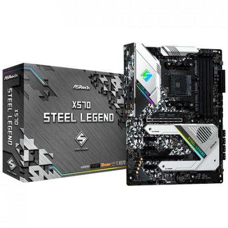 Slika MB ASROCK X570 STEEL LEGEND, AMD X570, AM4