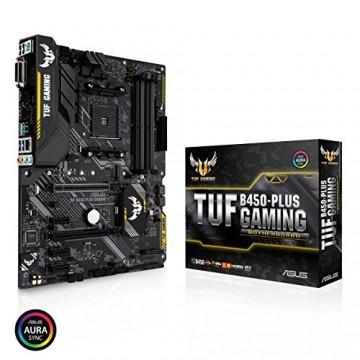 Slika MB ASUS TUF B450-PLUS GAMING, AM4, AMD B450, 4 x DIMM
