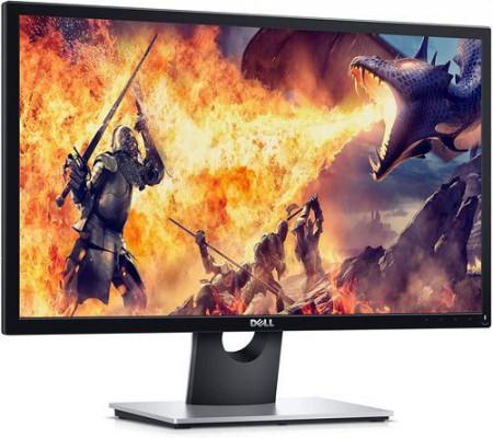 """Slika Monitor 24"""" DELL SE2417HGX FreeSync Gaming monitor, 16:9, FHD, 2xHDMI, VGA"""