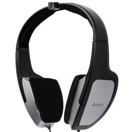 Slika Slušalice sa mikrofonom A4 TECH HS-105, dužina kabla 2m
