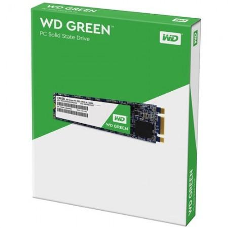 Slika SSD 480GB Western Digital Green WDS480G2G0B, M.2 2280, read up to 545 MB/s