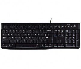 Slika Tastatura LOGITECH K120 for Business, SRB, black (920-002642)
