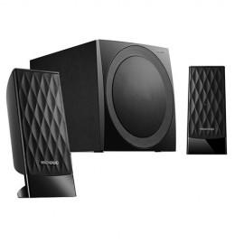 Slika Zvučnici MICROLAB M-300, 2.1, 40 W (10х2+20 Watt), crni