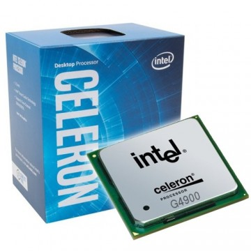 Slika CPU INTEL Celeron Dual Core G4900, 3.10GHz, 2MB, 54W, LGA 1151, BOX