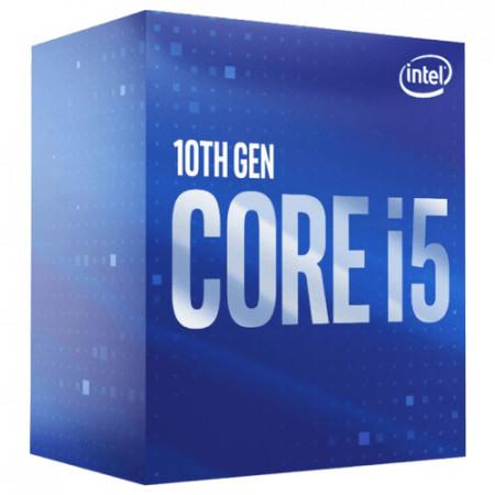 CPU INTEL Core i5-10500, 6C/12T, 3.10 GHz (4.5 Ghz), 12MB, 65W, Intel® HD Graphics 630, LGA 1200, BOX