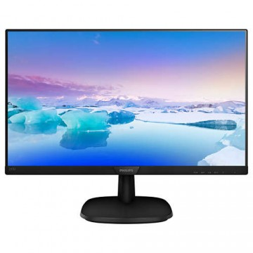 "Slika Monitor 23.8"" PHILIPS 243V7QDSB/00, IPS, 16:9, FHD, 5 ms, VGA, DVI-D, HDMI, slim edges"