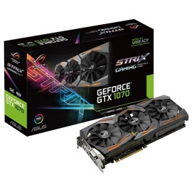 Slika VGA  ASUS STRIX-GTX1070-O8G-GAMING, 8GB DDR5, 256-bit, GeForce GTX 1070