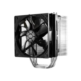 Slika CPU Hladnjak COOLER MASTER Hyper 412S, RR-H412-13FK-R1, 4 Direct Contact heat pipes