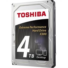 Slika HDD 4TB TOSHIBA HDWE140UZSVA, X300 series, 128MB, 7200 rpm, SATA 3
