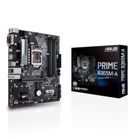 Slika MB ASUS PRIME B365M-A, Intel B365, s.1151